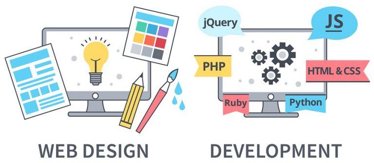 Website Design & Development Strategies For Beginners